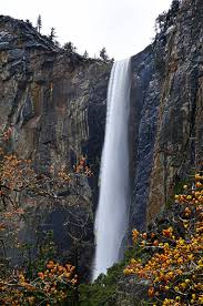 yosemite falls and how they were formed