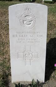 Hector B Gray GC - victoriacross