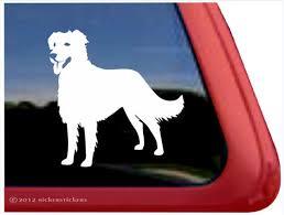 Generic Dog Window Decal Nickerstickers