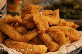 Deep South Dish: Southern Fried Catfish
