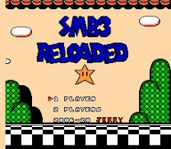 romhacking net hacks smb3 reloaded