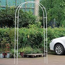 garden arch heavy duty strong tubular