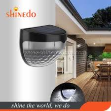 China Solar Led Fence Post Wall Mount Decorative Deck Security Pathway Step Light China Solar Lamp Led Lamp