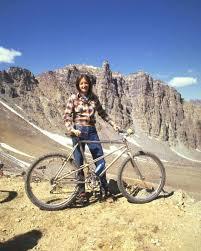 Breezer Bikes - Wende Cragg, shot by Joe in 1979 with her...   Facebook