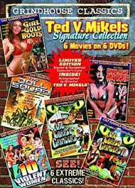 Amazon.com: Ted V. Mikels Collection (10 Violent Women / The Corpse  Grinders / The Corpse Grinders II / Blood Orgy of the She-Devils / The Doll  Squad / Girl in Gold Boots):