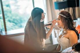 wedding prep the best hair and makeup