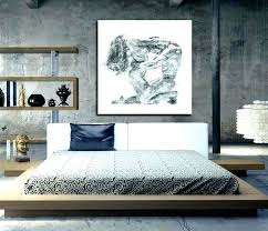 stunning romantic wall painting for