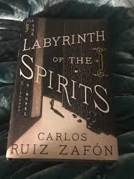 The 4th book in the Cemetery of Forgotten Books series by Carlos ...