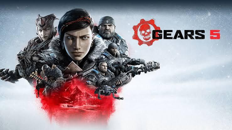"""Resultado de imagem para Gears 5"""""""