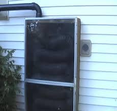 diy homemade solar furnace homestead