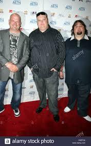 Rick Harrison, Corey Harrison and Chumlee of 'Pawn Star' 2010 A&E ...