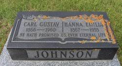 Hanna Emilia Johnson (1867-1955) - Find A Grave Memorial