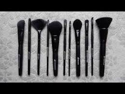 elf 11 piece brush set review my some