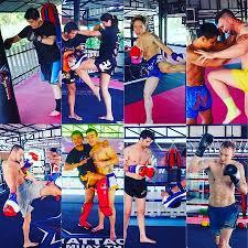 attachai muaythai gym bangkok join in