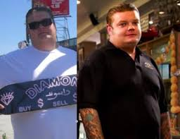 Reality Show Star, Corey Harrison loses 115 Pounds with the Lap ...