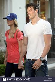Adam Gregory shops with his girlfriend at The Grove in Hollywood ...