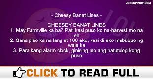 cheesy banat lines com