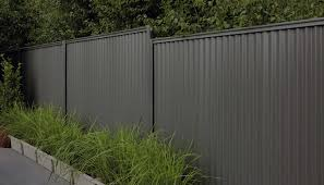 Fencing Supplies Colorbond Fence Supplier Geelong A Comfence