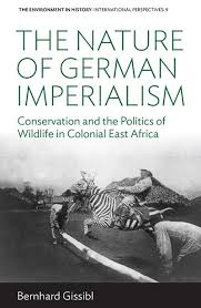 berghahn books the nature of german imperialism conservation