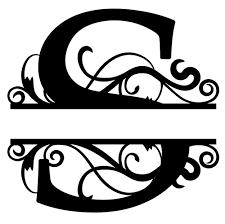 Pin On Monogramma Vektor Monogramma