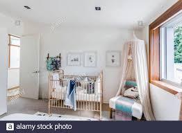 A Stylish Kid S Room Stock Photo Alamy