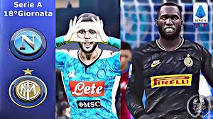 PES 2020 • Napoli Vs Inter 18°Giornata