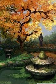 wallpaper mobile japanese zen garden