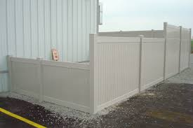 Commercial Vinyl Fencing Houston Fence Co