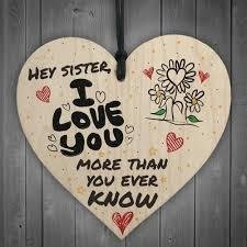 my sister i love you big little sis