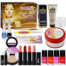 adbeni branded makeup combo sets of 17