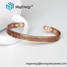 copper bracelets magnetic therapy bracelets