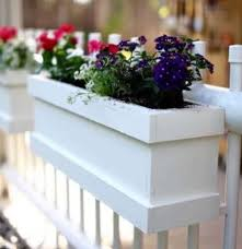 Fence Planters Free Woodworking Plan Com