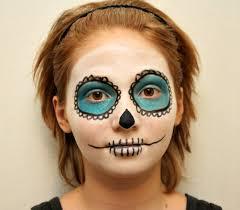 sugar skull makeup tutorial moms need