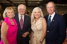 Opera patrons gather to celebrate the year - Carol and Larry English with  Melinda Lee and Hank Foster | Your Observer