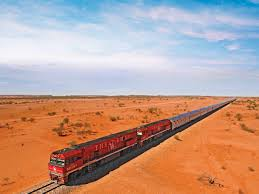 Train journey review: The Ghan ...