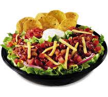 taco salad 9 50