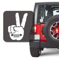 Jeep Wave Decal Sticker For Car Window Laptop And More 988 Yoonek Graphics