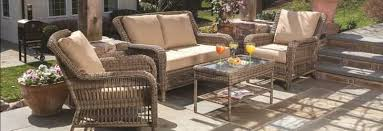 wicker outdoor furniture sets clearance