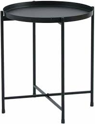 coffee console end accent table metal