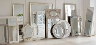 oversized wall mirrors decorating