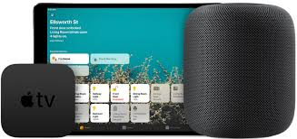 Set up your HomePod, Apple TV or iPad as a home hub – Apple Support