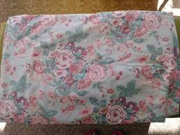 collier campbell full size fitted sheet