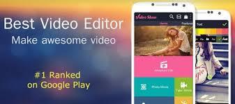 Download VideoShow Pro app