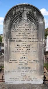 Ada Cox (1867-1953) - Find A Grave Memorial