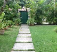 walking on sunshine 8 diy garden path