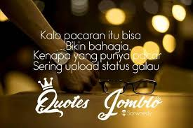 quotes jomblo