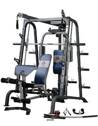 Marcy MWB-4300 Smith / Cage System | Gym images, Home gym, Cage