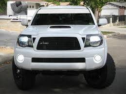 Decal Vinyl Windshield Banner Toyota Tacoma Window Side