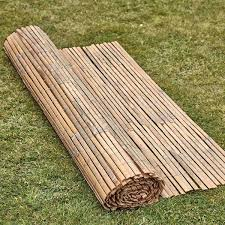 bamboo slat fencing clifford james