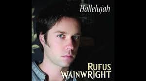 Rufus Wainwright - Hallelujah (Shrek) - YouTube
